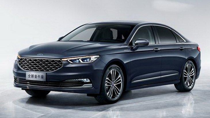 Рестайлинговый Ford Taurus выйдет на китайский рынок в этом году