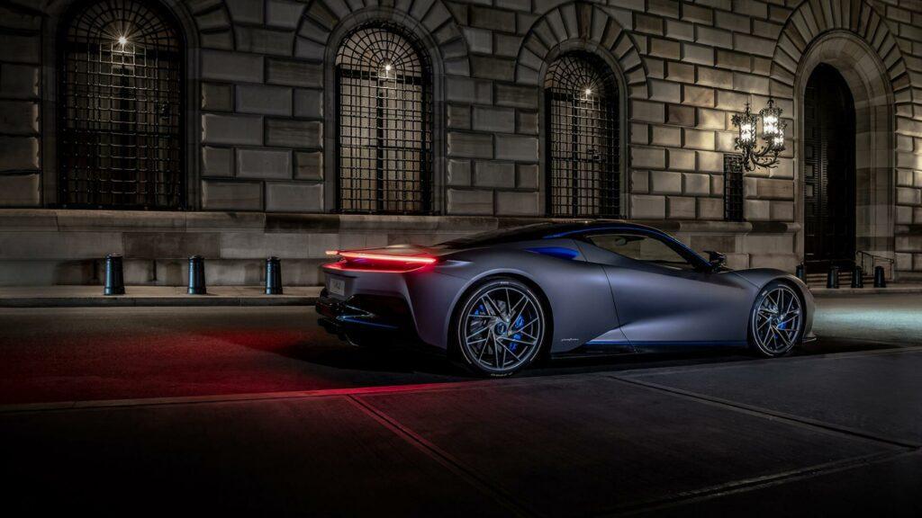 Представлен электрический гиперкар Pininfarina Battista за $2,5 млн