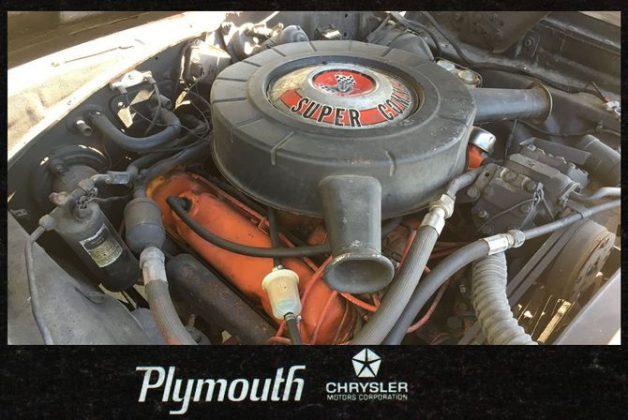 Редкий кабриолет Plymouth GTX 1969 года выставлен на аукцион