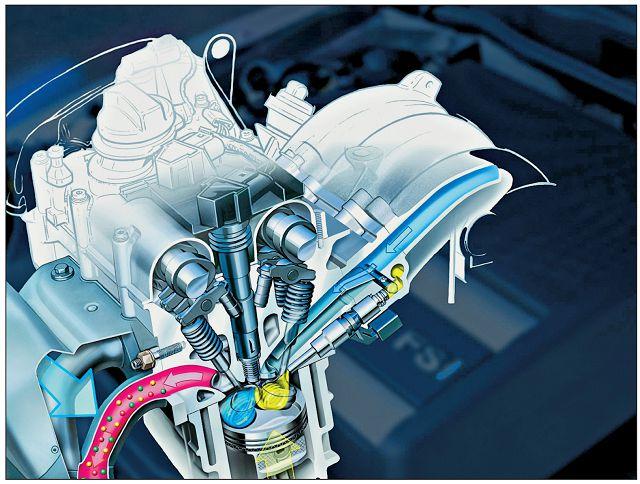 Ремонт системы подачи топлива автомобиля и его особенности