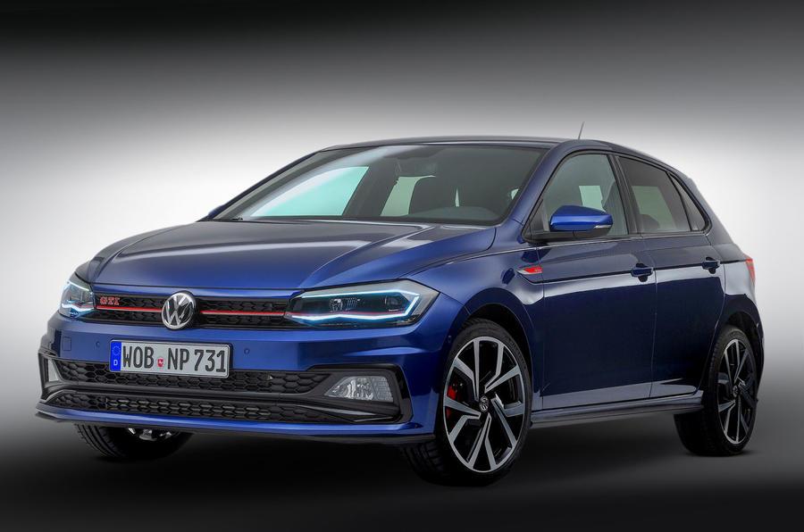 Volkswagen намерен выпустить 300-сильный хетчбэк Volkswagen Polo R