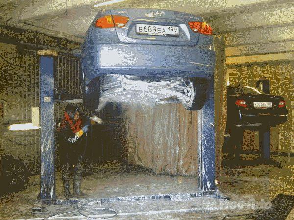идея где помыть авто в кемерово несколько хороших
