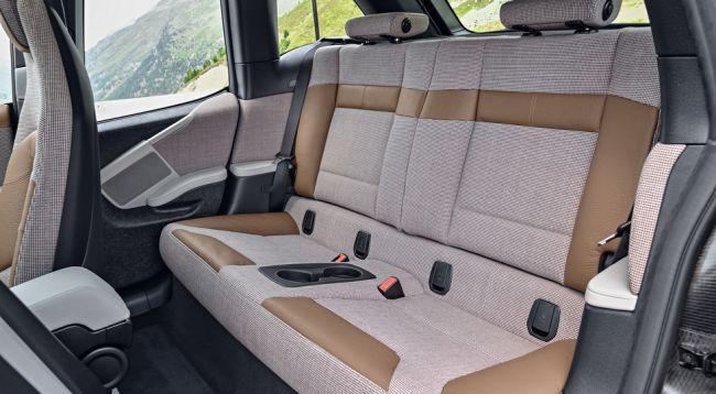 BMW i3 обновился и получил спортивную версию BMW i3 s