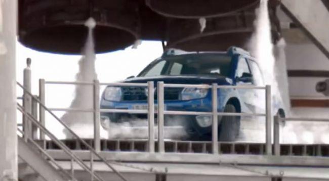 Renault анонсировал премьеру нового поколения Duster на 12 сентября