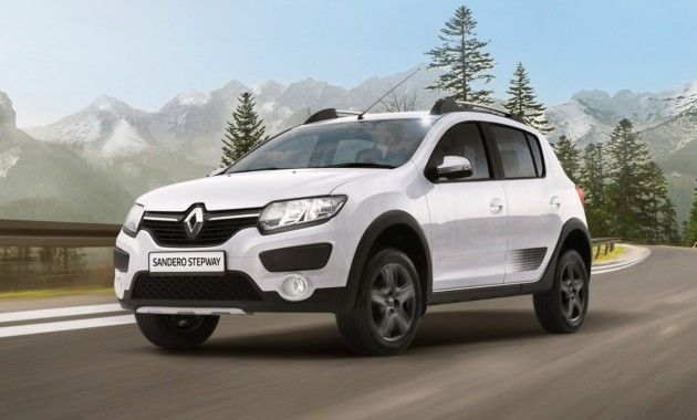 Renault Sandero Stepway в России получил особую версию Limited Edition
