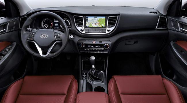 Кроссовер Hyundai Tucson в РФ получил доступную комплектацию - Active