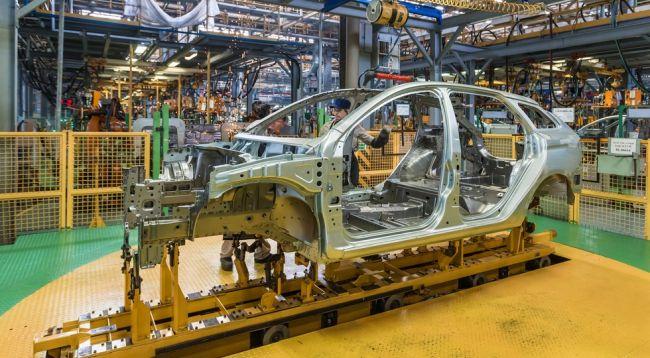 «АвтоВАЗ» показал  процесс «рождения» новых Vesta SW и SW Cross