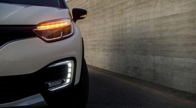 Renault начал продажи кроссовера Renault Kaptur Extremе в РФ