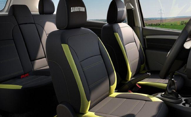 Renault Duster обзавелся новой спецверсией Sandstorm Edition