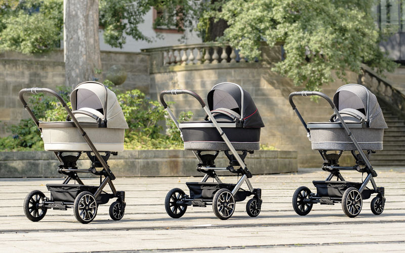 Benz сделала коляску Avantgarde для младенцев