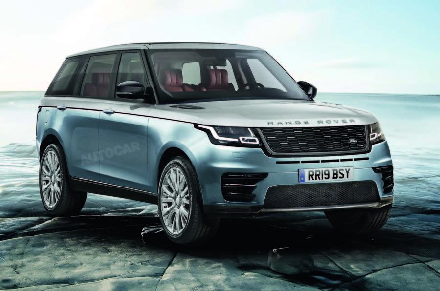 Следующий Range Rover получит новую алюминиевую платформу