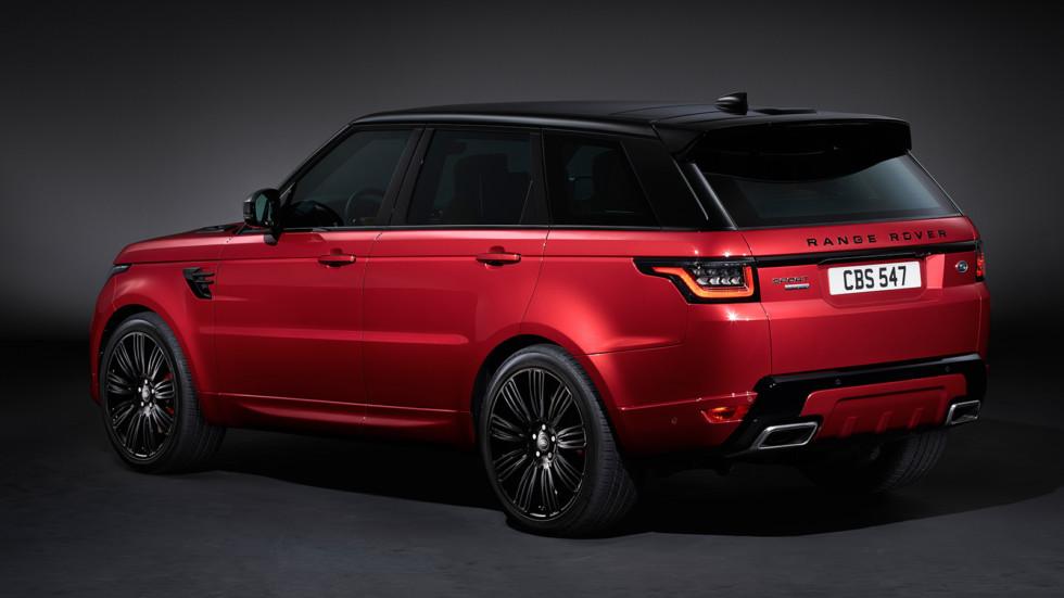 Land Rover представил обновленный внедорожник Range Rover Sport