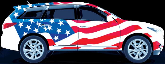 Покупка автозапчастей в США