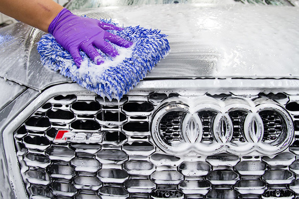 Детейлинг в Ауди Центр Vipos – идеальное решение для клиентов, которые ценят качество и заботу о своем Авто!