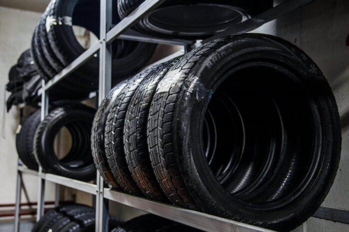 Подготовка шин к хранению и соблюдение необходимых условий