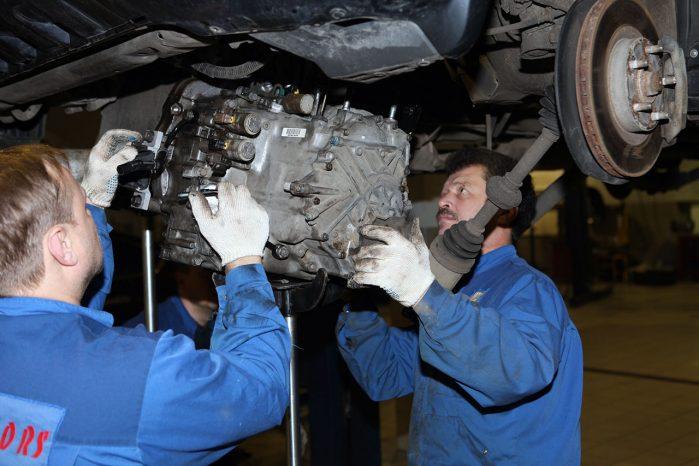 Основные причины поломки АКПП автомобиля