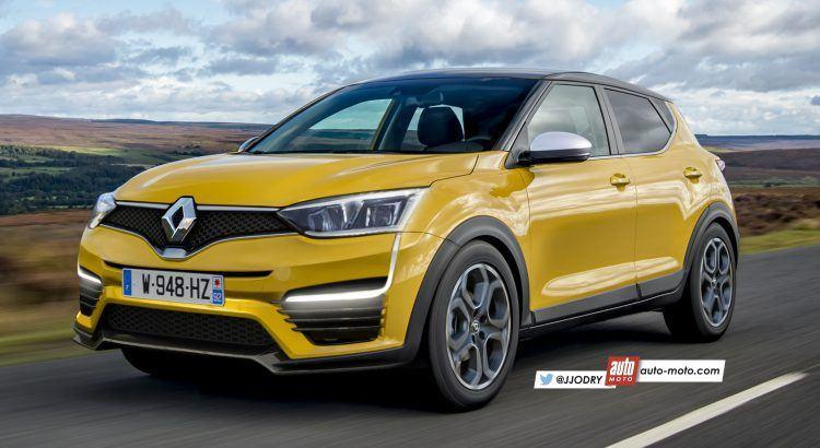 Второе поколение Renault Captur 2019 получит новые турбомоторы