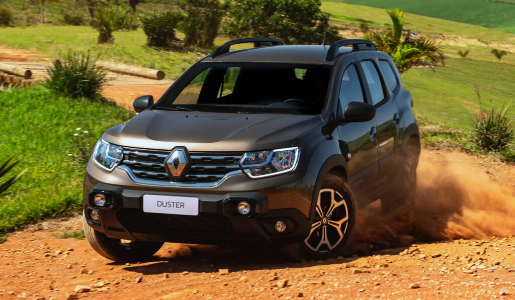Представлен Renault Duster после смены поколений