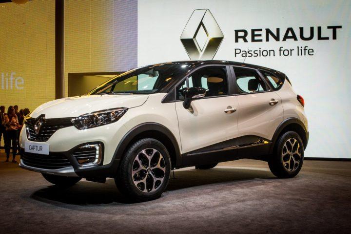 Renault Captur в 2019 году получит семиместную версию