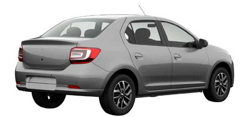 В Сети появились первые фото обновленных Renault Logan и Sandero