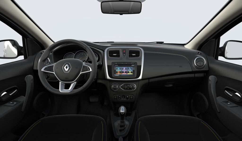 Renault представила обновленные Renault Logan и Sandero для РФ