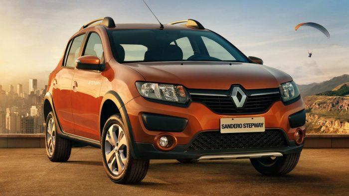 Пять причин купить Renault Sandero Stepway