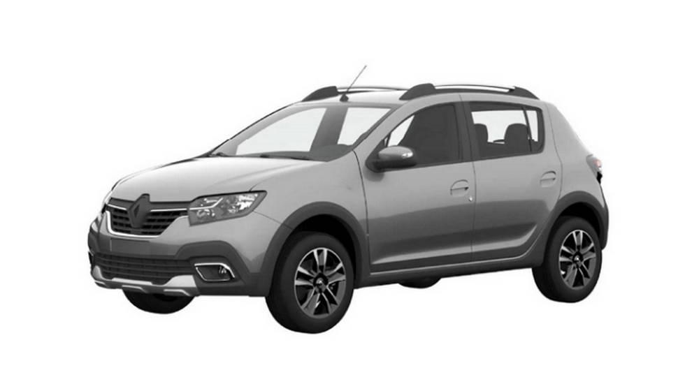 В Renault решили изменить дизайн Logan, Sandero и Sandero Stepway