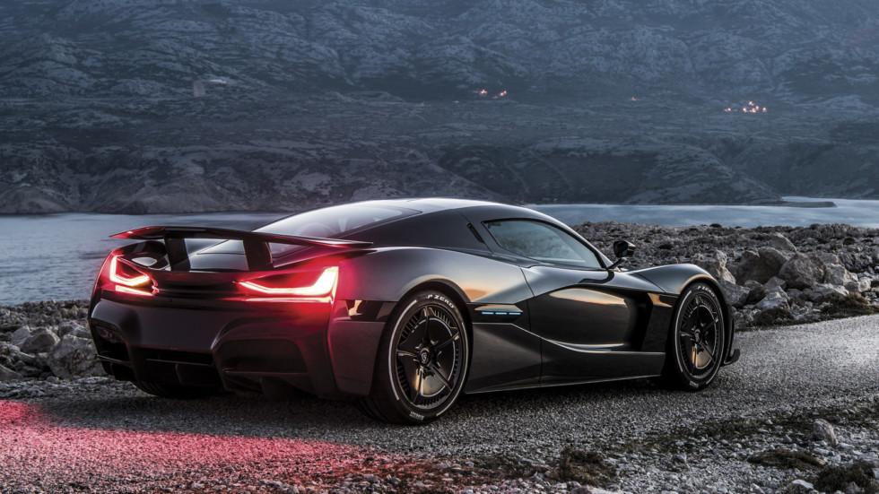 Компания Porsche купила 10% акций марки Rimac