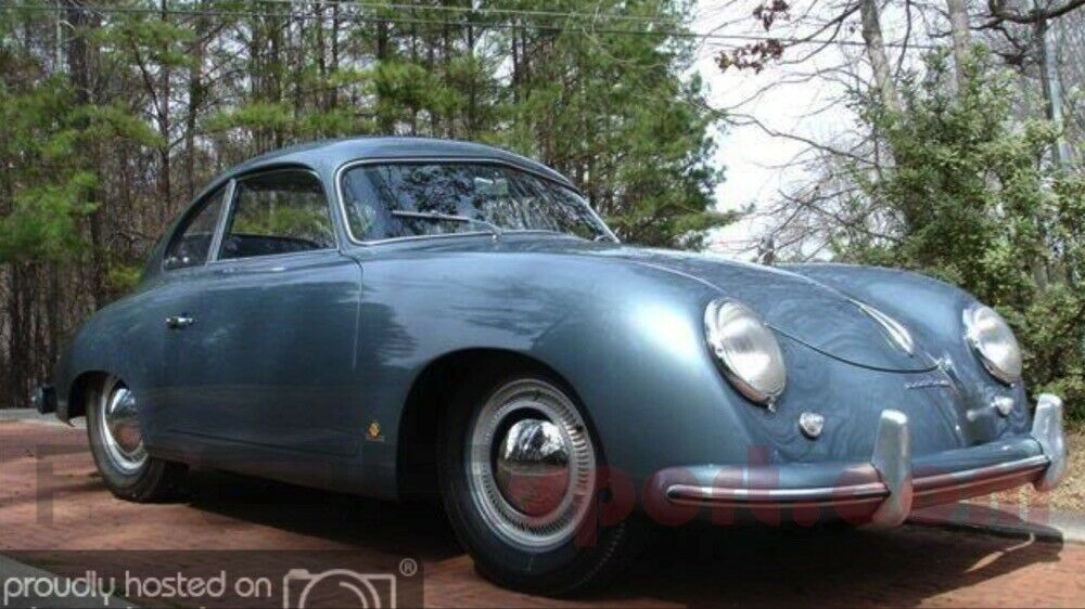 Серьезно проржавевший Porsche 1952 года продают за $82,5 тысячи