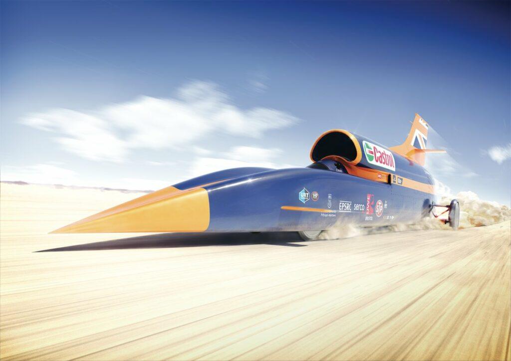 Проект самого быстрого автомобиля Bloodhound SSC закрылся