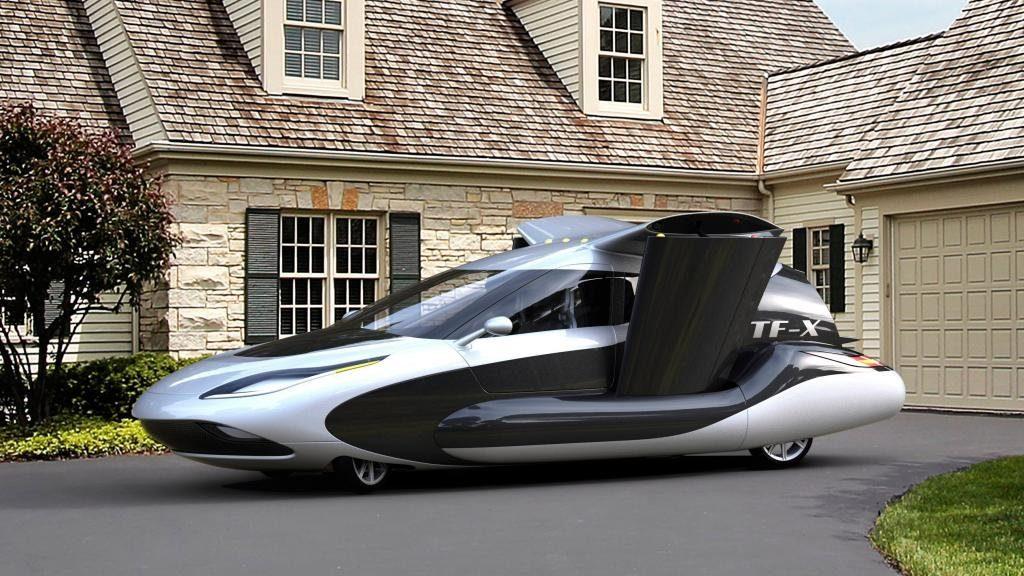 Geely построит в Китае завод по выпуску летающих автомобилей