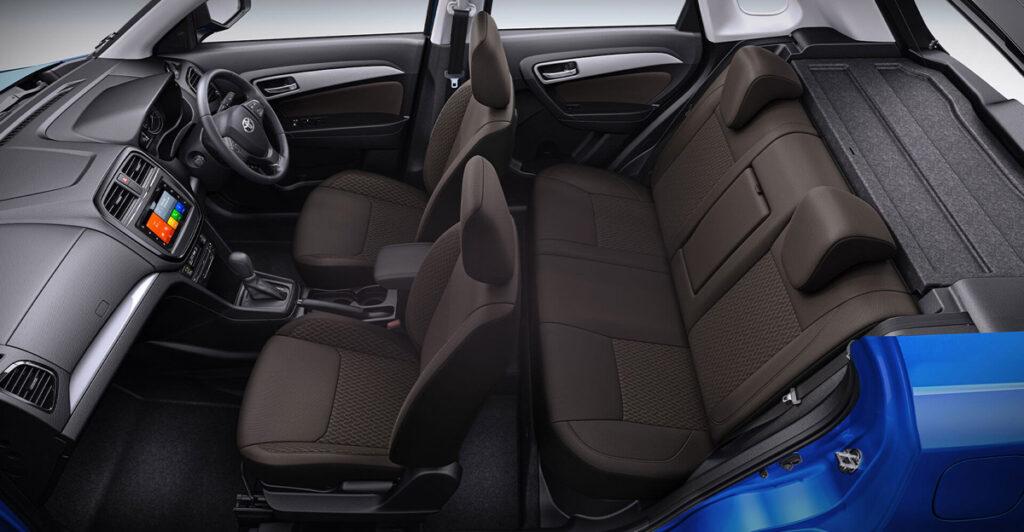 Представлен компактный кроссовер Toyota дешевле Hyundai Creta