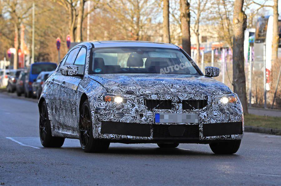 BMW оснастит новый BMW M3 470-сильным двигателем