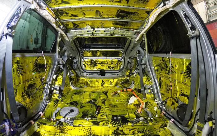 Шумоизоляция автомобиля – какие прерогативы этого процесса