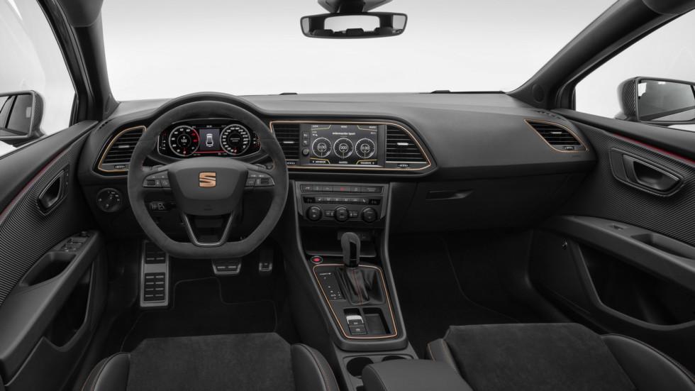 «Заряженный» универсал SEAT Leon CUPRA R ST получил спецверсию