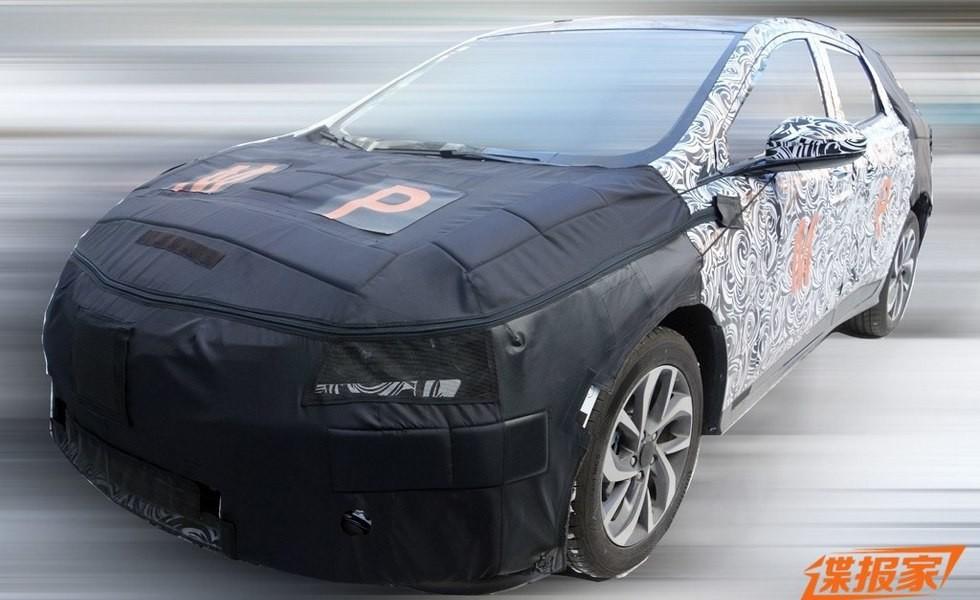 Chevrolet вывела на тесты новый большой кроссовер в Китае