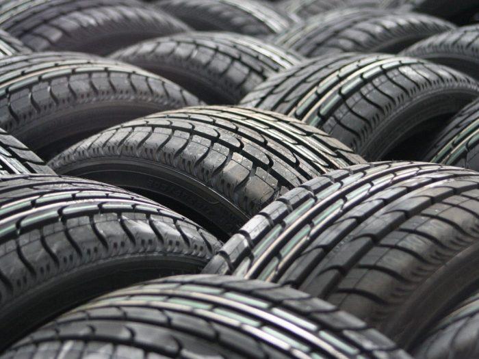 Из какого резинового состава производят шины