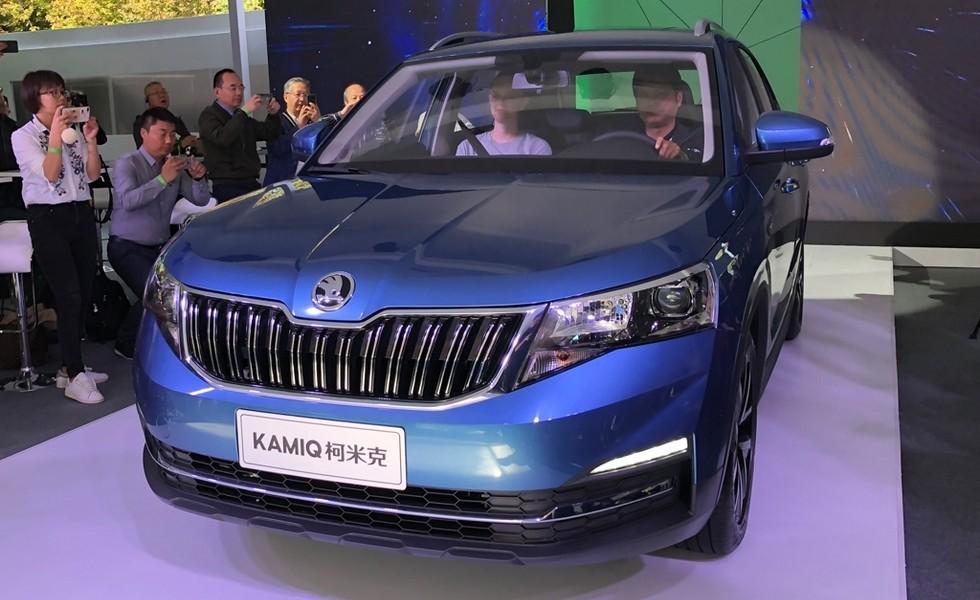 Skoda: Новый бюджетный кроссовер Kamiq не доедет до России