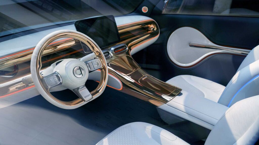 Компания Smart на автосалоне в Мюнхене показала концепт кроссовера №1