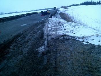 Смертельное ДТП в Удмуртии - погиб 70-летний водитель снегохода