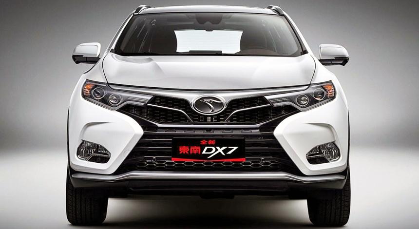 Soueast серьезно обновила кроссовер DX7 на агрегатах Mitsubishi