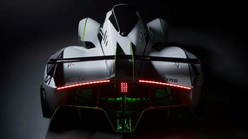 Итальянцы построили бюджетный гоночный электромобиль Spice-X SX1