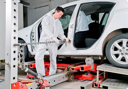Сложности кузовного ремонта