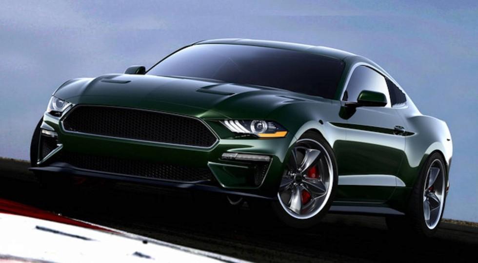 Тюнинг-ателье Steeda построило новую версию Ford Bullitt Mustang