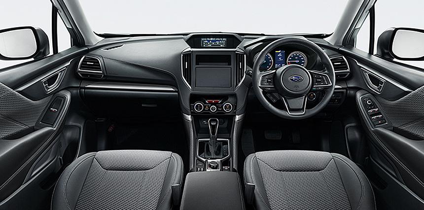 Представлен кроссовер Subaru Forester 2022 модельного года
