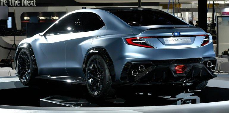 Дизайнер Subaru рассказал о новой генерации Subaru WRX