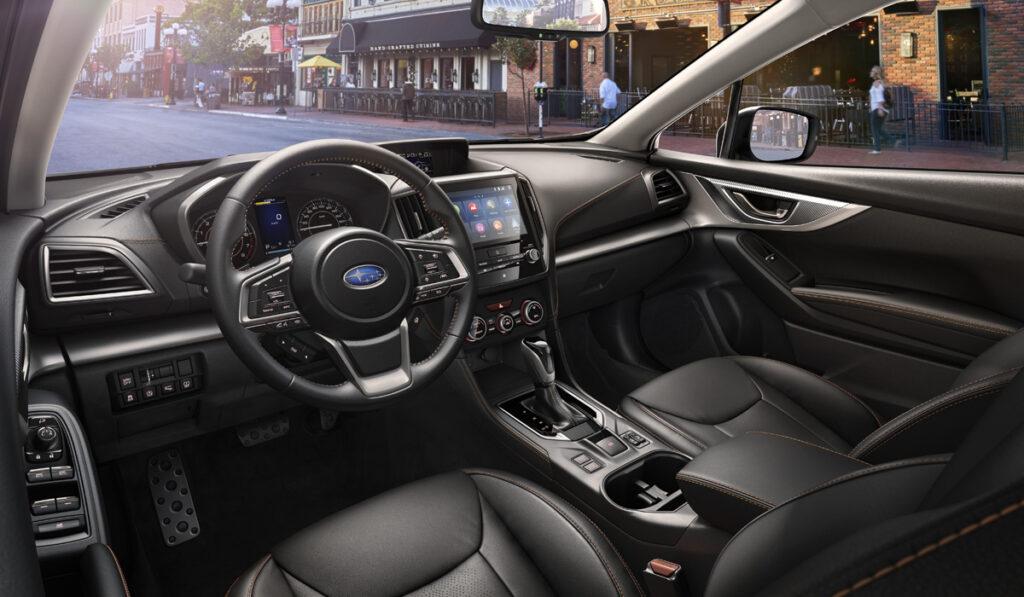 Subaru начала продажи обновленного кроссовера Subaru XV 2021 на рынке РФ