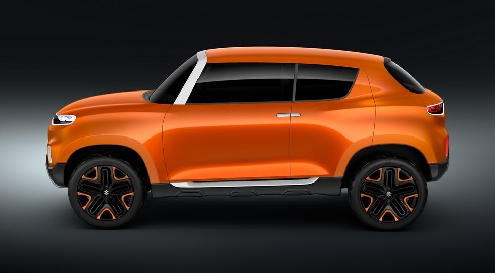 Suzuki в Индии представила новый кроссовер Suzuki Future-S