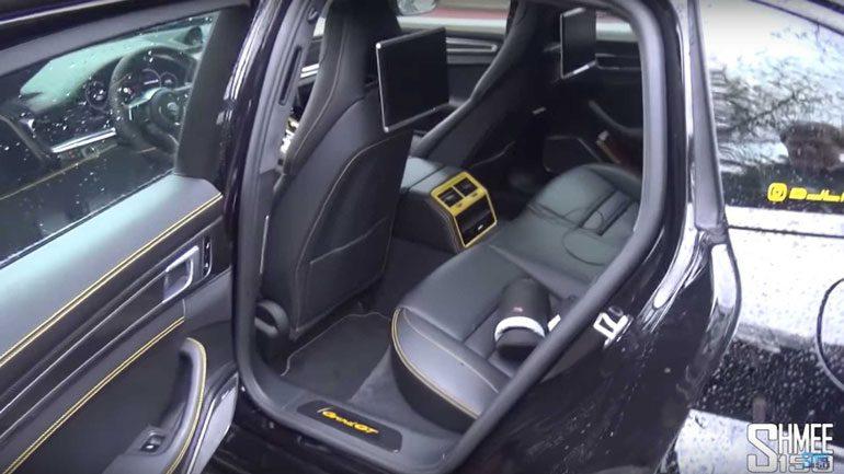 Тюнинг-ателье TechArt представило свою версию Porsche Panamera