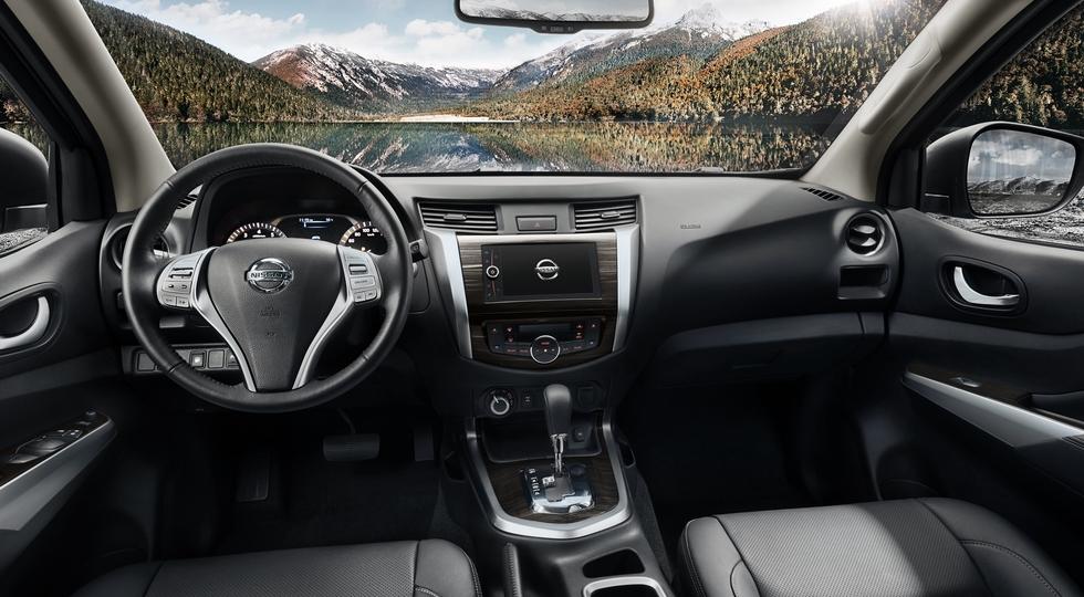Nissan представил новый семиместный рамный внедорожник Nissan Terra